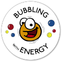 Bubbling With Energy